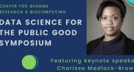 Data Science for the Public Good Symposium